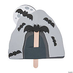 Flying Bat Pop-Up Craft Kit