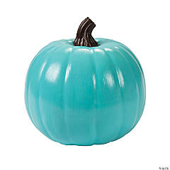 Foam Teal Pumpkin