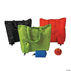 Fold Away Shopping Tote Bags