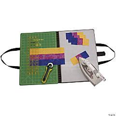 Foldaway Portable Cutting & Pressing Station
