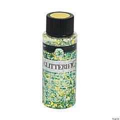 FolkArt<sup>&#174;</sup> Glitterific&#8482; Acrylic Paint &#8211; Green