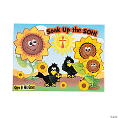 Follow the Son Mini Sticker Scenes