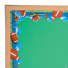 Football Bulletin Board Border