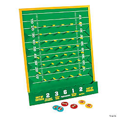 Football Disk Drop Game