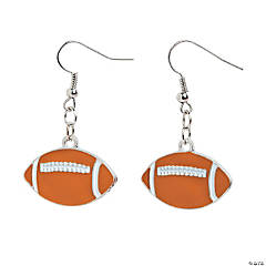 Football Earrings Craft Kit
