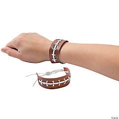 Football Laces Bracelets