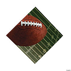 Football Luncheon Napkins