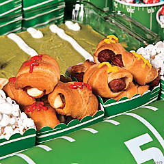 Football Munchies Appetizer Recipe Idea