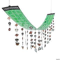 Football Party Ceiling Décor