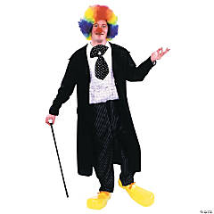 Formal Clown Adult Costume