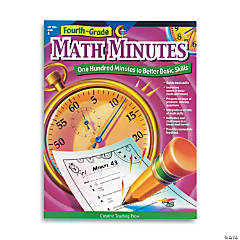 Fourth-Grade Math Minutes