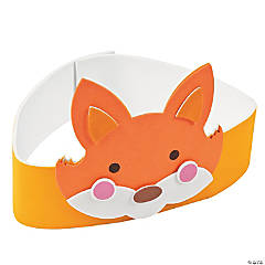 Fox Headband Craft Kit