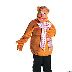 Fozzie Bear Standard Adult Men's Costume
