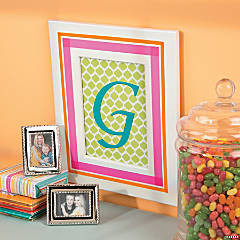 Framed Monogram Idea
