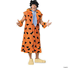 Fred Flintstone Gt Plus Size Adult Men's Costume