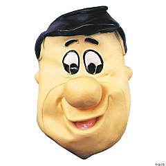Fred Flintstone Latex Mask