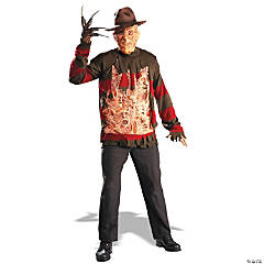 Freddy Chest Of Souls Sweater Adult Men's Costume