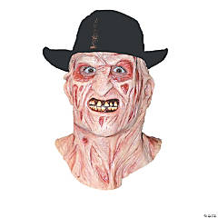 Freddy Krueger Mask With Hat