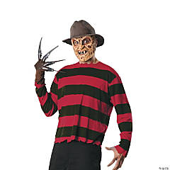 Freddy Krueger Standard Adult Men's Costume