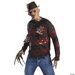 Freddy Krueger Sweater for Adults