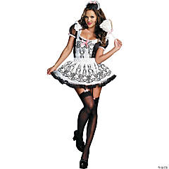 French Maid Costume For Women