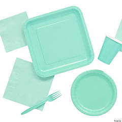 Fresh Mint Green Tableware