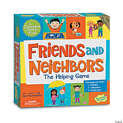 Friends & Neighbors Matching Game