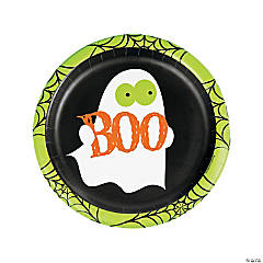 Frightful Fun Dinner Plates