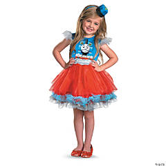 Frilly Thomas Girl's Costume