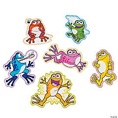 Frog Bulletin Board Cutouts