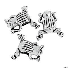 Frog Large Hole Beads - 16mm
