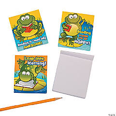 Frog Notepads