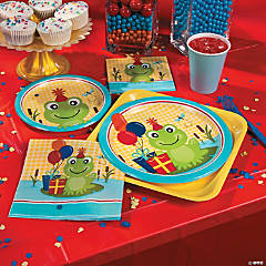 Frog Pond Fun Party Supplies