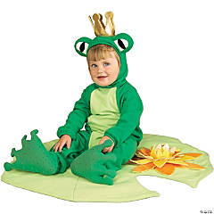 Frog Prince Lil Infant Kid's Costume