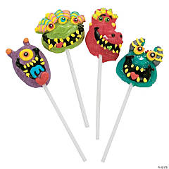 Frosted Monster Bash Suckers