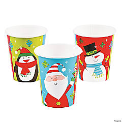 Frosty Friends Cups