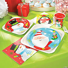 Frosty Friends Party Supplies