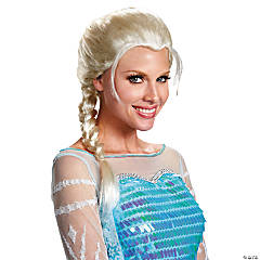 Frozen Elsa Wig for Women