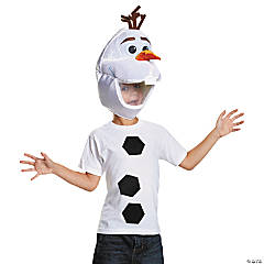 Frozen Olaf Costume Kit for Children