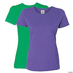 Fruit of the Loom® HD Cotton™ Women's Short Sleeve T-Shirt