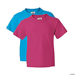 Fruit of the Loom® HD Cotton™ Youth Short Sleeve T-Shirt