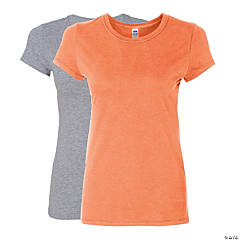 Fruit of the Loom® Sofspun® Women's Crewneck T-Shirt