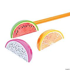 Fruit Pencil Sharpeners