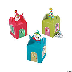 Fun Christmas Favor Box Assortment