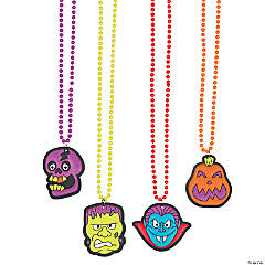 Fun Halloween Necklaces