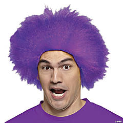 Fun Purple Wig