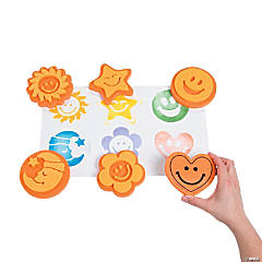 Fun Shapes Stamps