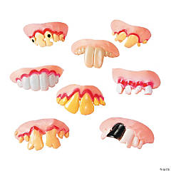 Funny False Teeth