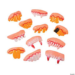 Funny False Teeth