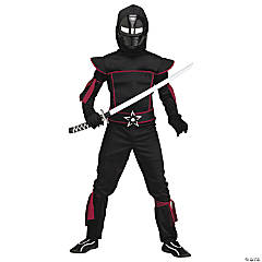 Galactic Ninja Costume for Boys